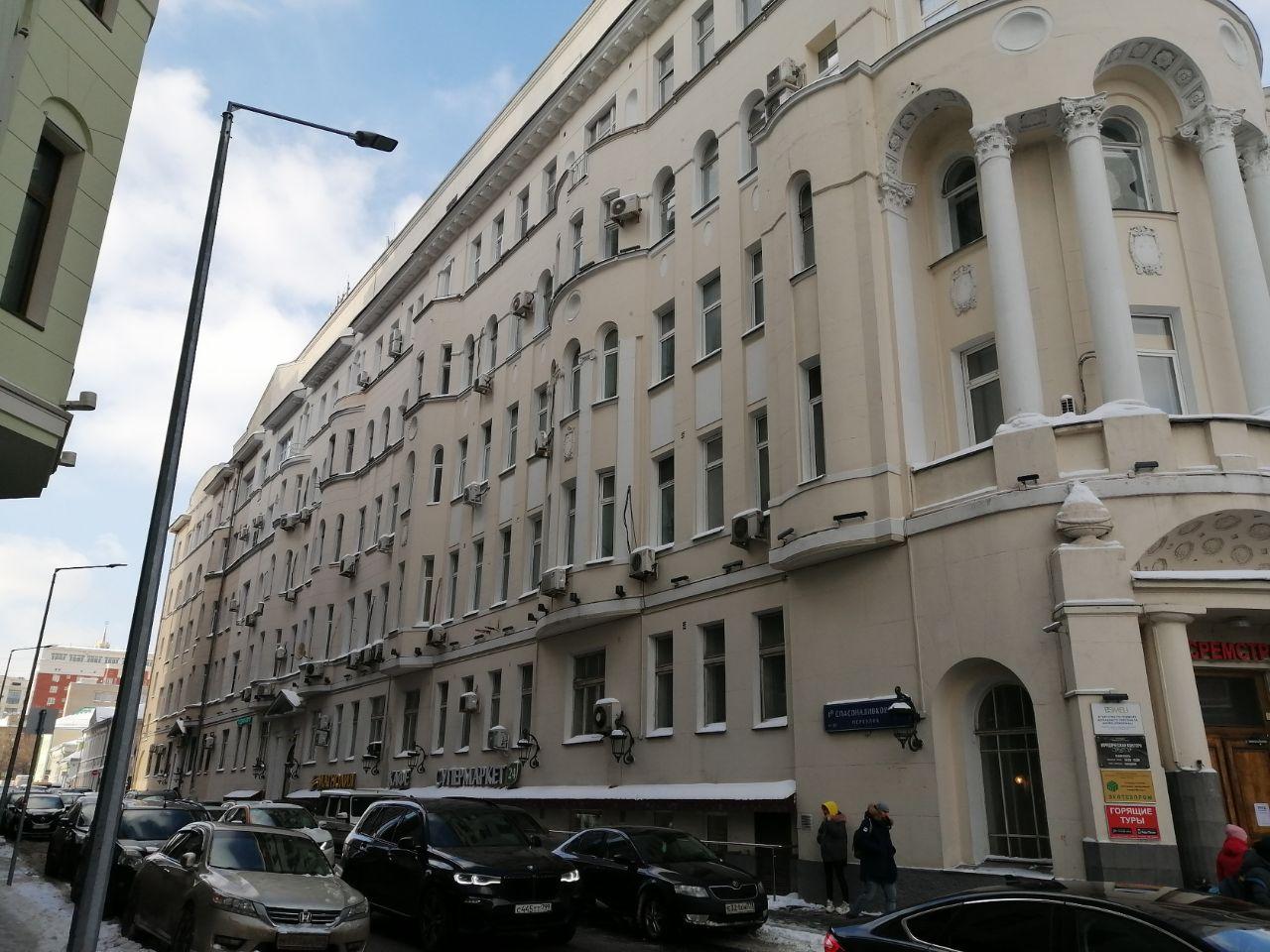 БЦ на ул. Большая Полянка, 42