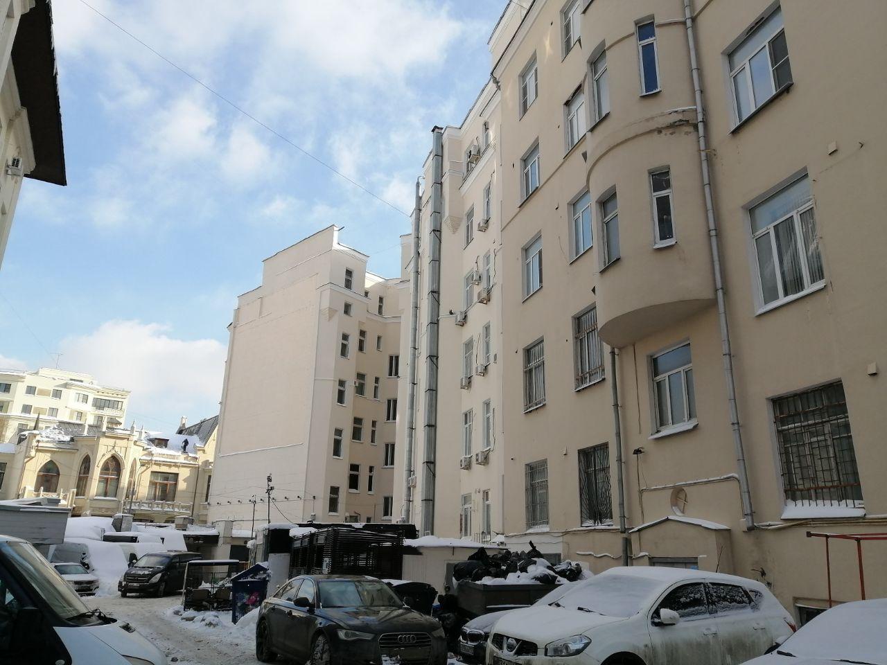 аренда помещений в БЦ на ул. Большая Полянка, 42