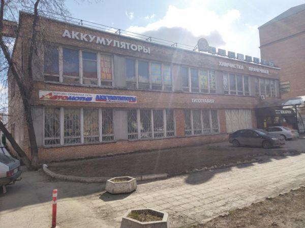 Отдельно стоящее здание на ул. Волковская, 63