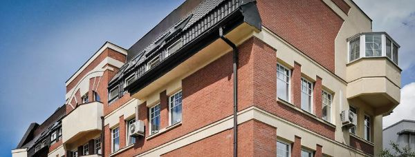 1-я Фотография ЖК «Дом в Гагаринском переулке»