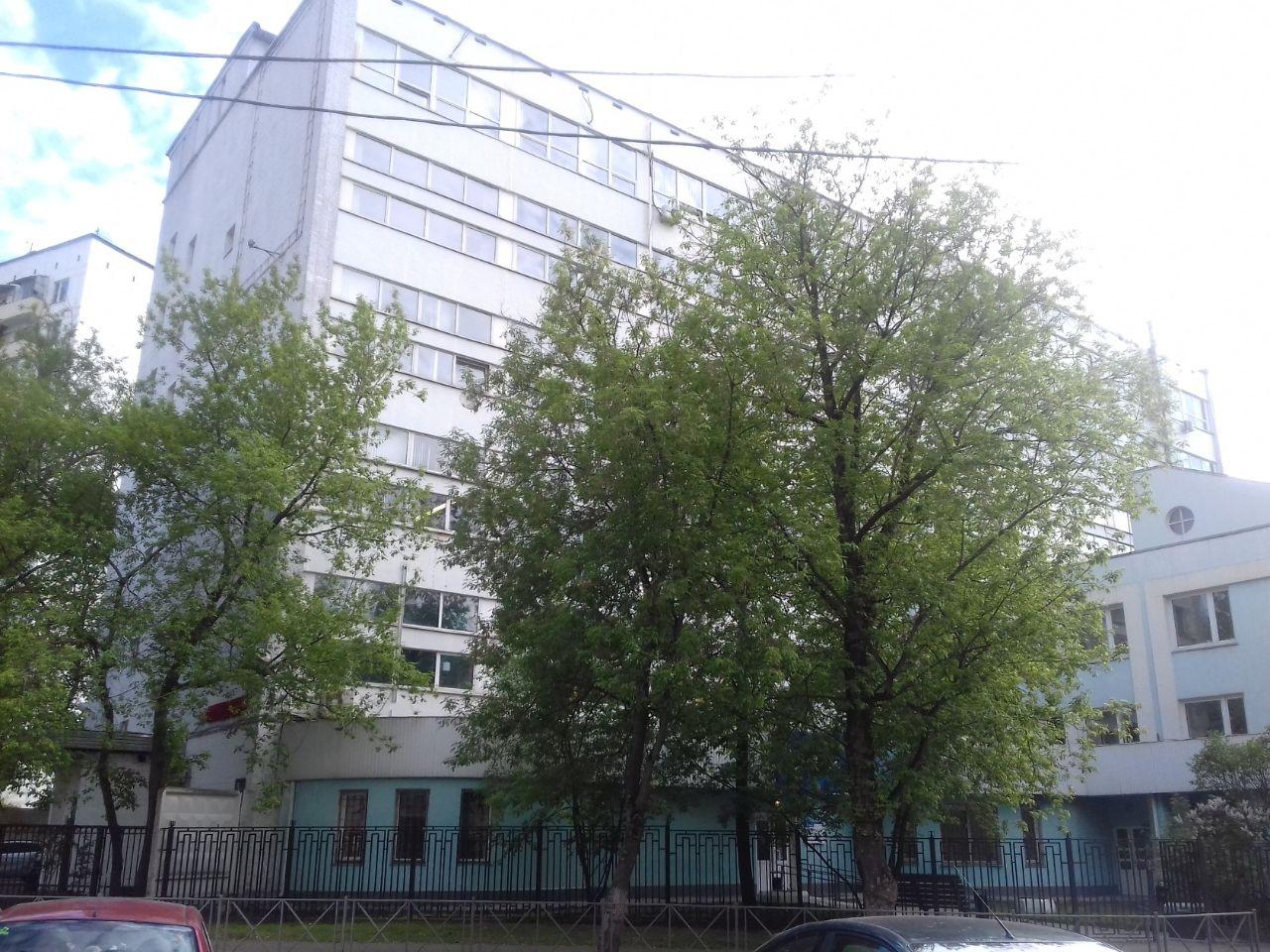 БЦ на ул. 8-я Текстильщиков, 8