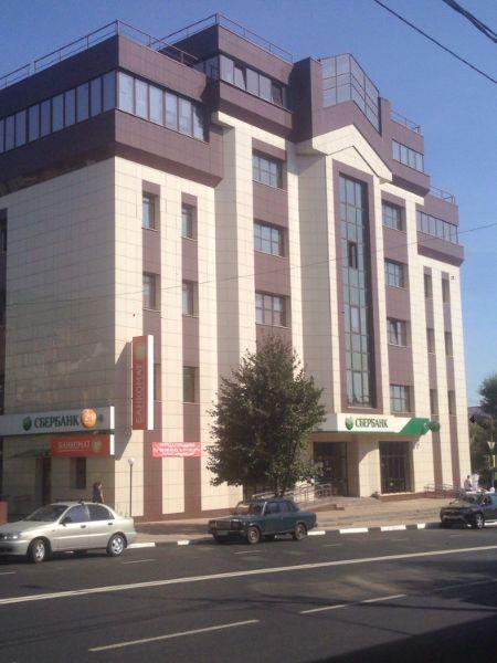 Административное здание Оскол Плаза