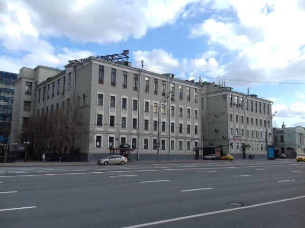 Офисное здание на Ленинском проспекте, 15
