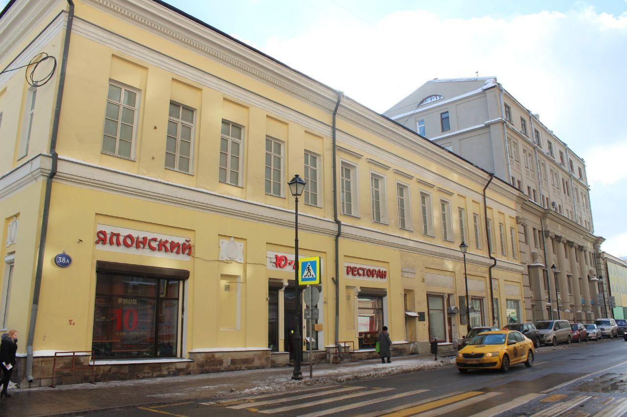 продажа помещений в ТЦ на ул. Покровка, 38А