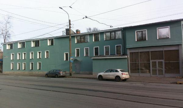 Бизнес-центр на ул. Сердобольская, 4