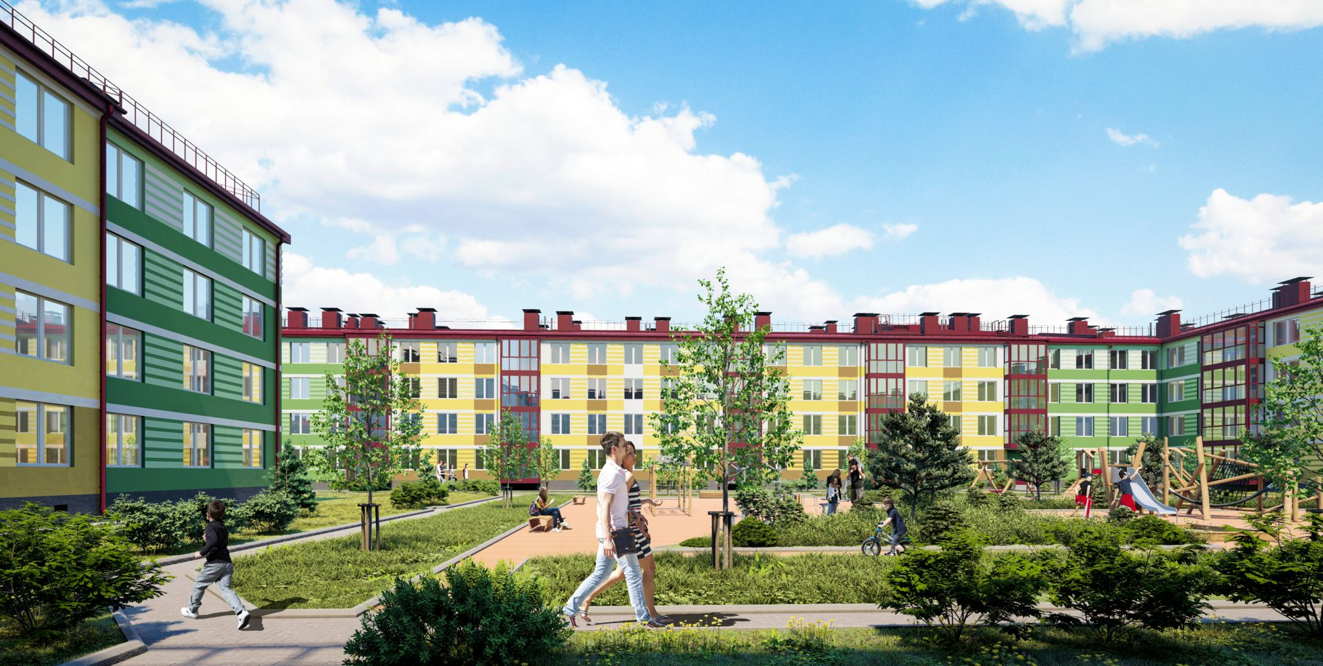 продажа квартир Образцовый квартал 9