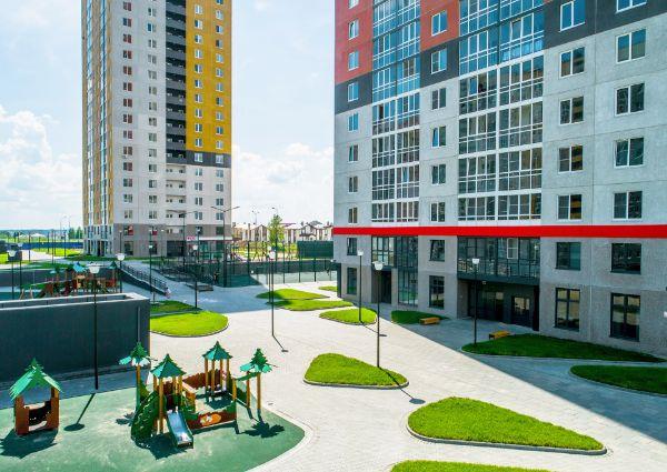 3-я Фотография ЖК «КМ Анкудиновский Парк»