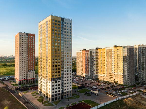 4-я Фотография ЖК «КМ Анкудиновский Парк»