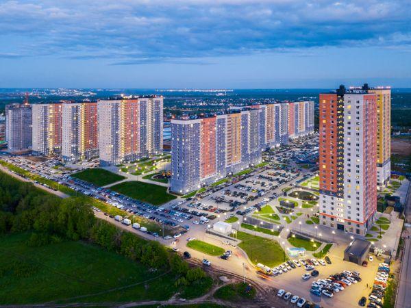 2-я Фотография ЖК «КМ Анкудиновский Парк»