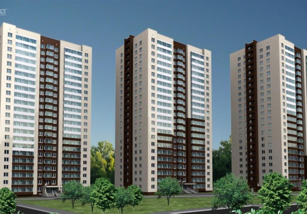 купить квартиру в ЖК Одинцовский Парк