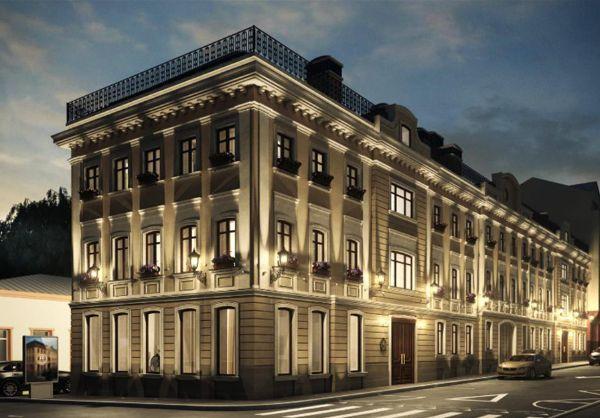 4-я Фотография ЖК «Palazzo (Остоженка 12)»