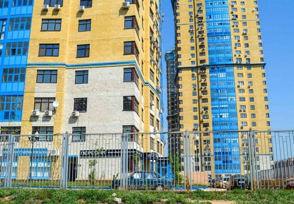 продажа квартир Янтарный город
