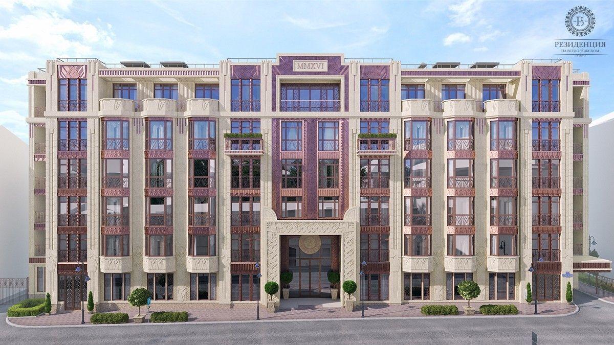 продажа квартир Резиденция на Всеволожском