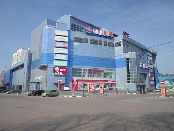 Торгово-развлекательный центр Б-класс (2-я очередь)