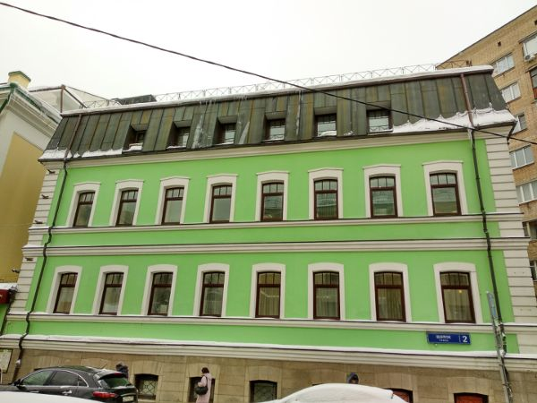 Административное здание на ул. Щипок, 2