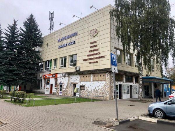 Бизнес-центр на ул. Болдырева, 3