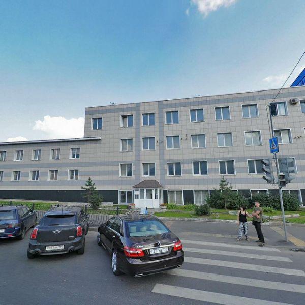 Административное здание в Походном проезде, 6