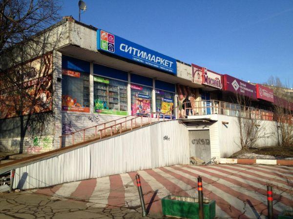 Торговый дом на ул. Молдавская, 4