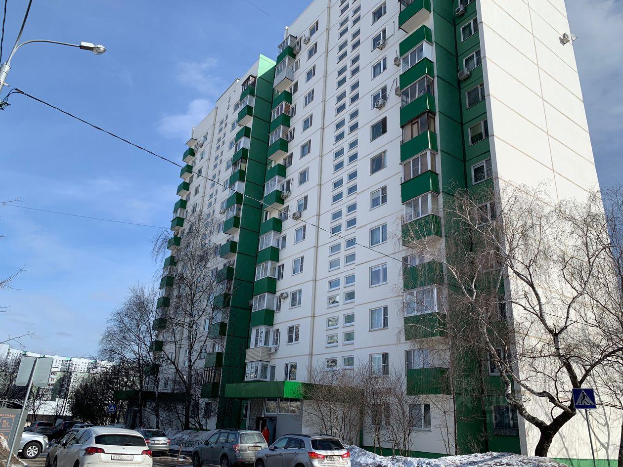 Купить двухкомнатную квартиру 56м² Вильнюсская ул., 7К2, Москва, ЮЗАО, р-н Ясенево м. Ясенево - база ЦИАН, объявление 253473102