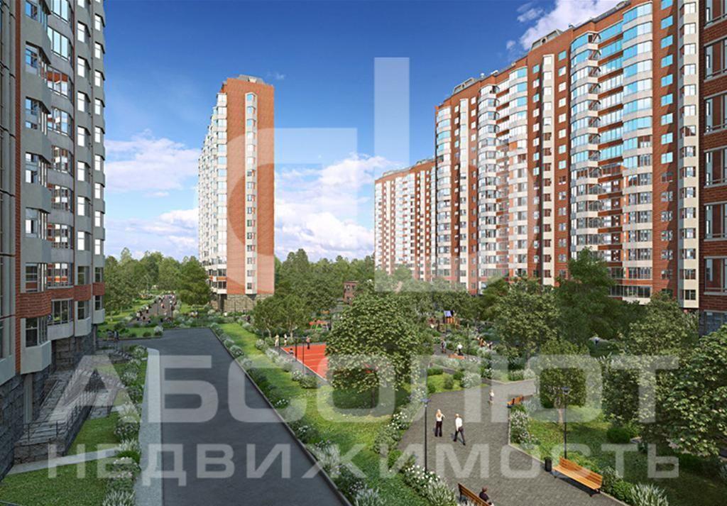 купить квартиру в ЖК Град Московский