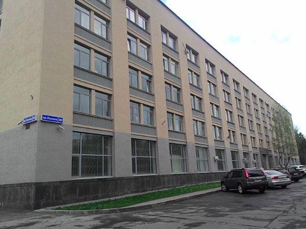 Офисное здание на проспекте Ленина, 89