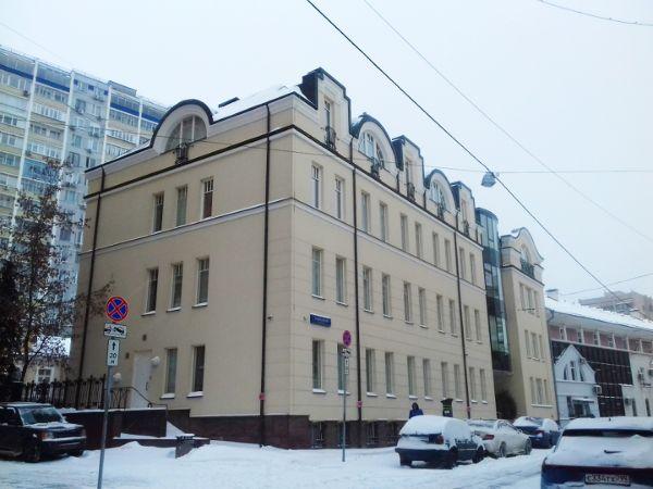 Бизнес-центр в Большом Афанасьевском пер., 8с3