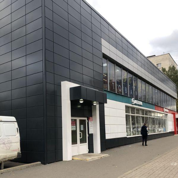 Торговый комплекс на Ленинском проспекте, 152