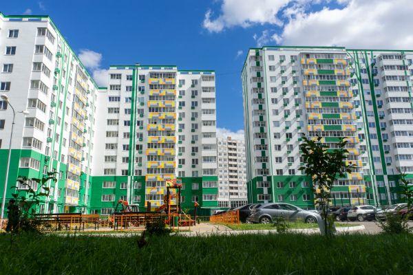 1-я Фотография ЖК «Мичуринский»