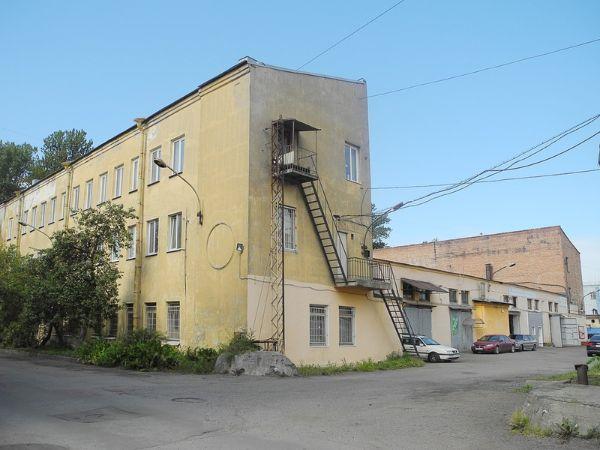 Офисное здание на ул. Сабировская, 45 (Рубежная, 3)