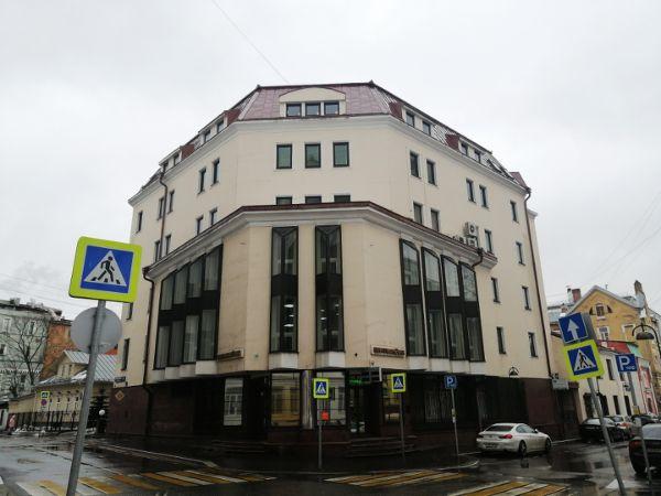 Бизнес-центр в 3-м Монетчиковском переулке, 11с1