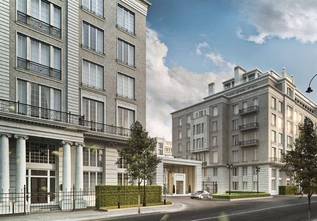 купить квартиру в ЖК Knightsbridge Private Park (Найтсбридж Приват Парк)