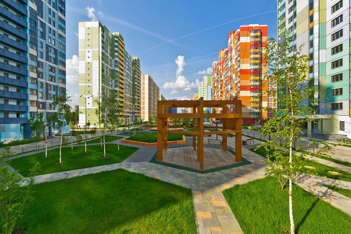 жилой комплекс На Базовской