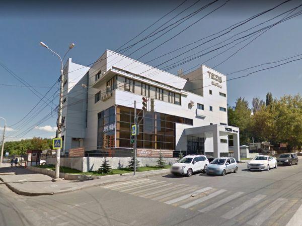 Офисное здание Tezis (Тезис)