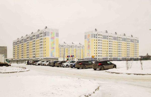 2-я Фотография ЖК «Новоантипинский»