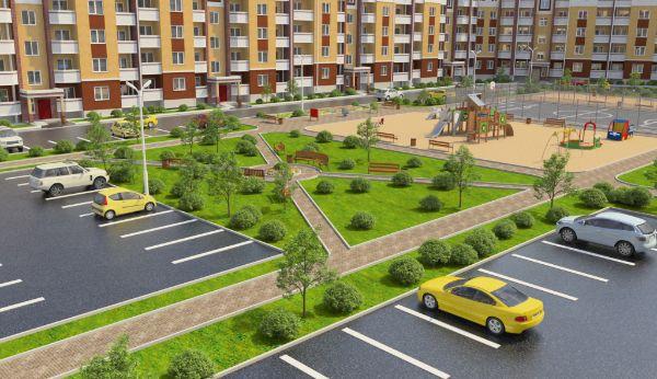 2-я Фотография ЖК «Восточный в Славном»