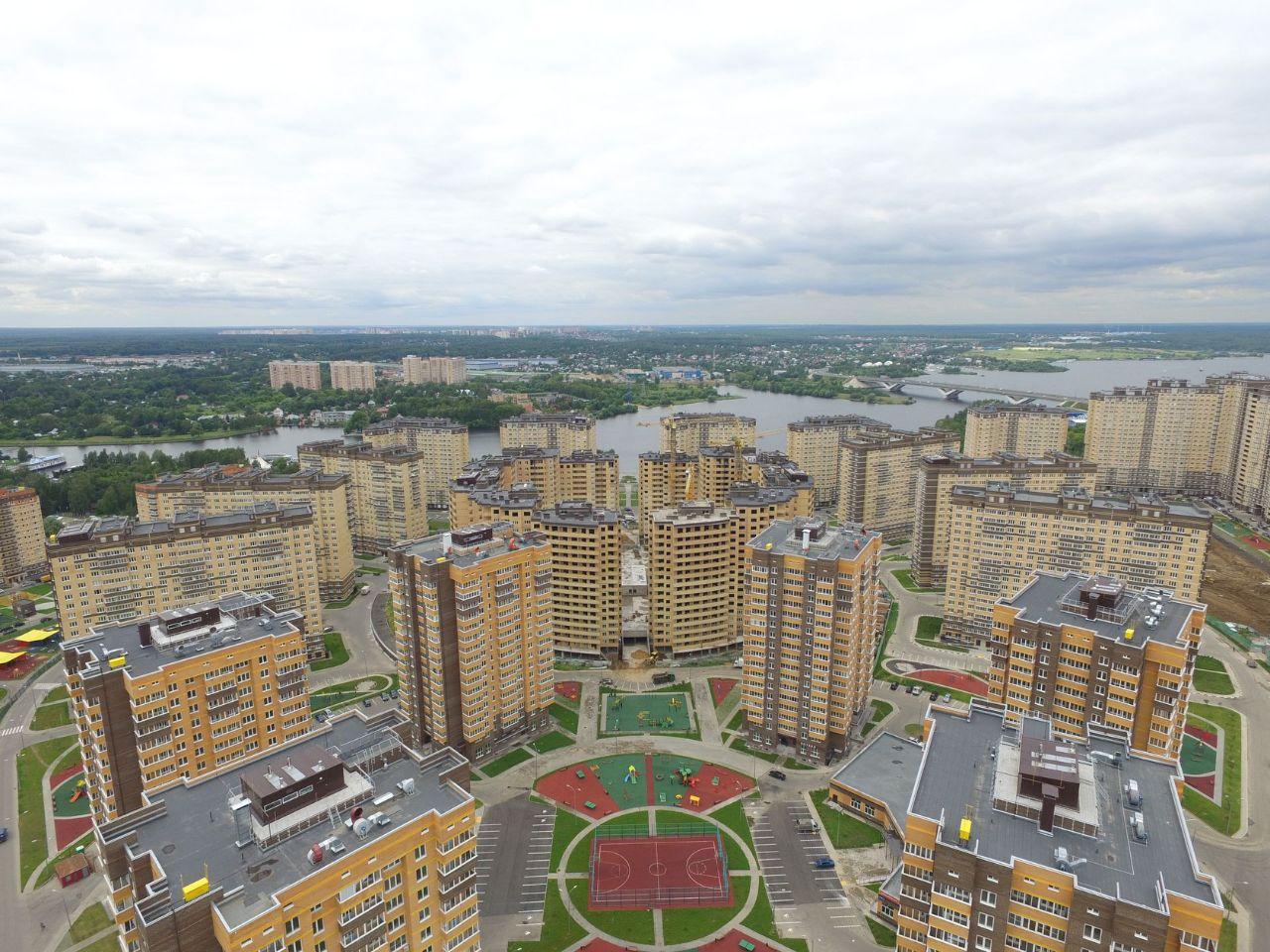 фото ЖК Московские водники