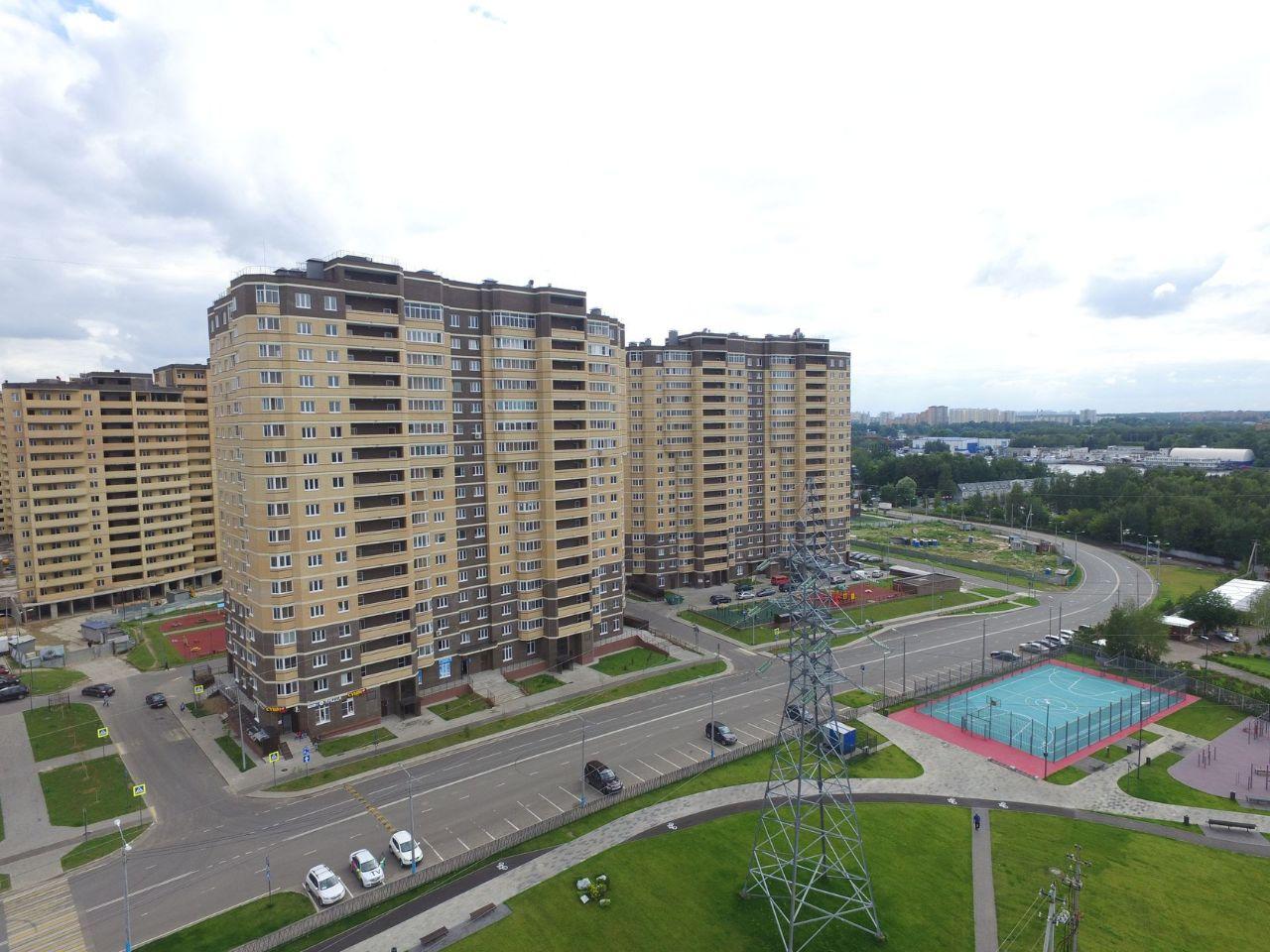 купить квартиру в ЖК Московские водники