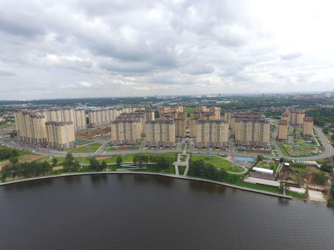 жилой комплекс Московские водники