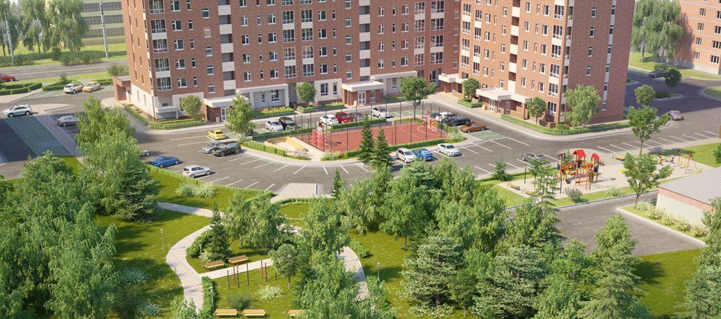 продажа квартир Брусничный