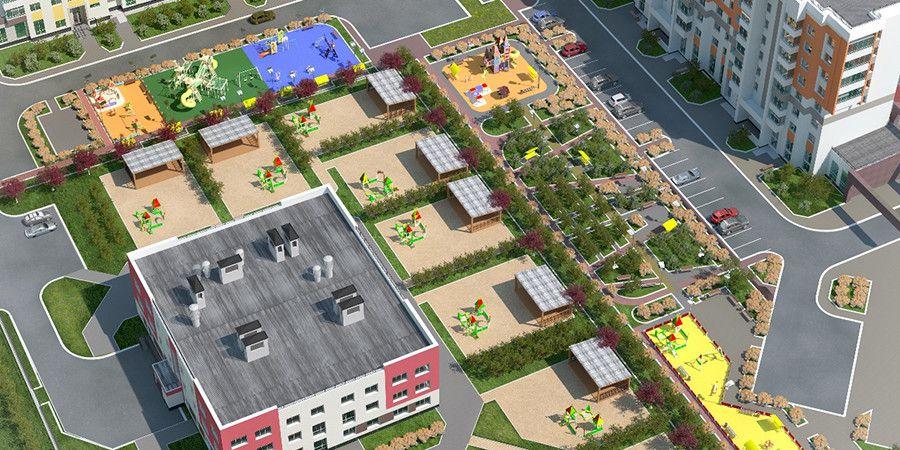 жилой комплекс Аксиома