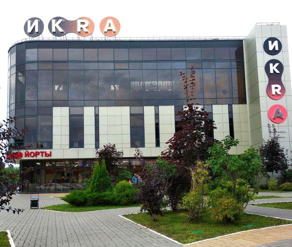 Торгово-офисный комплекс Ёжик