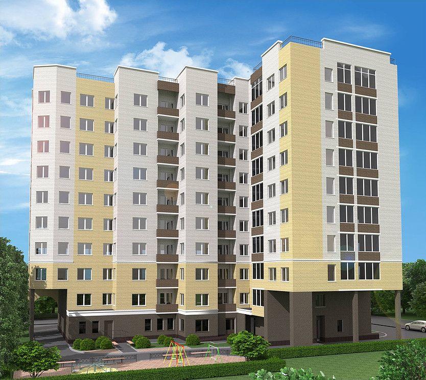 купить квартиру в ЖК Простор