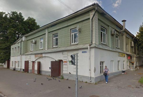 Торговый комплекс на ул. Луначарского, 5А
