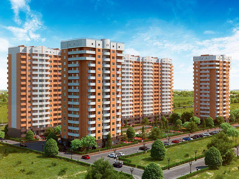 купить квартиру в ЖК Янтарный-4