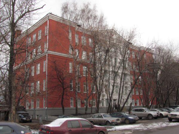 Административное здание в Большом Коптевском проезде, 6