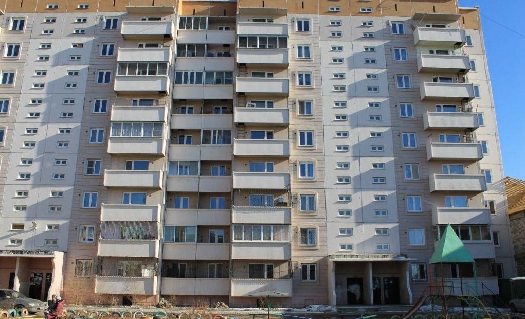 жилой комплекс ул. Фадеева, 18