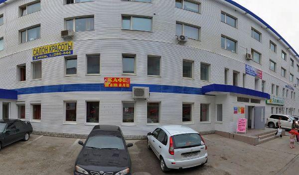 Торгово-офисный комплекс на ул. Октябрьская улица, 55