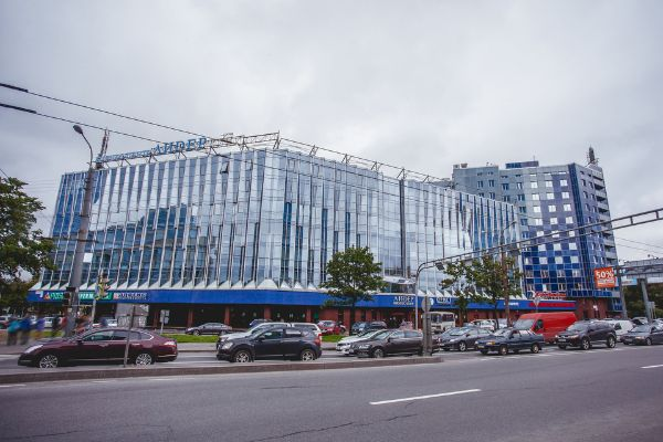Бизнес-центр Лидер
