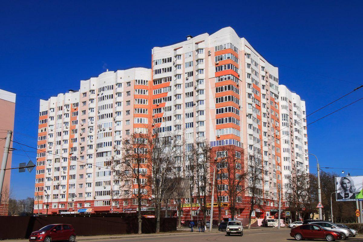 жилой комплекс по ул. Лескова, 3