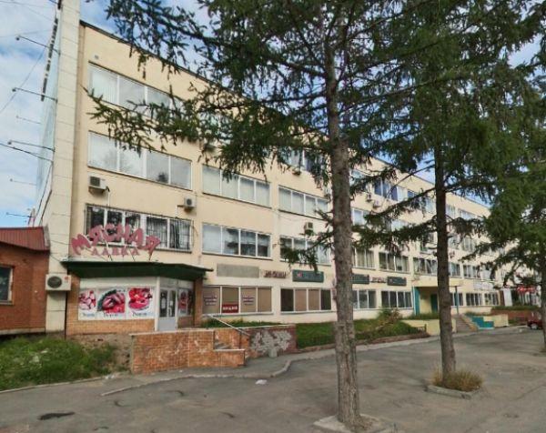 Отдельно стоящее здание на ул. Худякова, 12А
